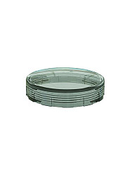 ACELens Clear with O-ring - clear